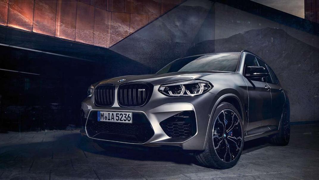 BMW X3 M Exterior 004