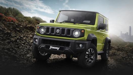 Suzuki Jimny AT Daftar Harga, Gambar, Spesifikasi, Promo, FAQ, Review & Berita di Indonesia | Autofun