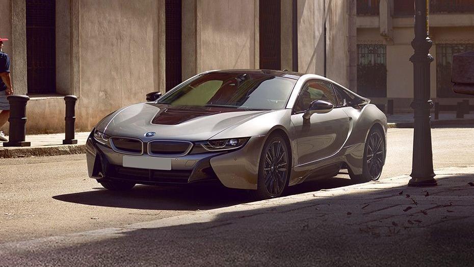 BMW I8 Coupe 2019 Exterior 001