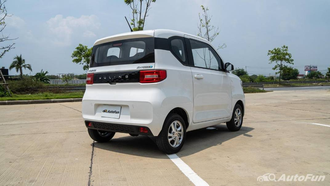 2021 Wuling Mini EV Upcoming Version Exterior 005