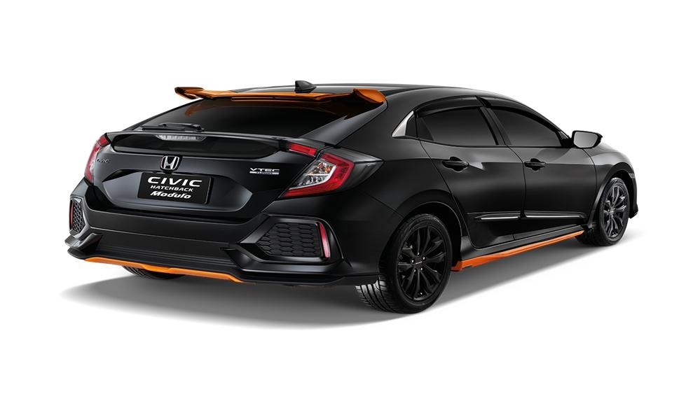 Honda Civic Hatchback 2019 Exterior 018
