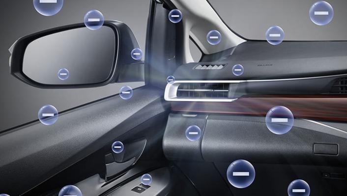 2020 Toyota Kijang Innova 2.0 V Luxury A/T Interior 004