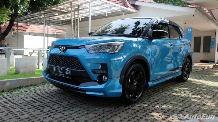 2021 Toyota Raize Exterior 008