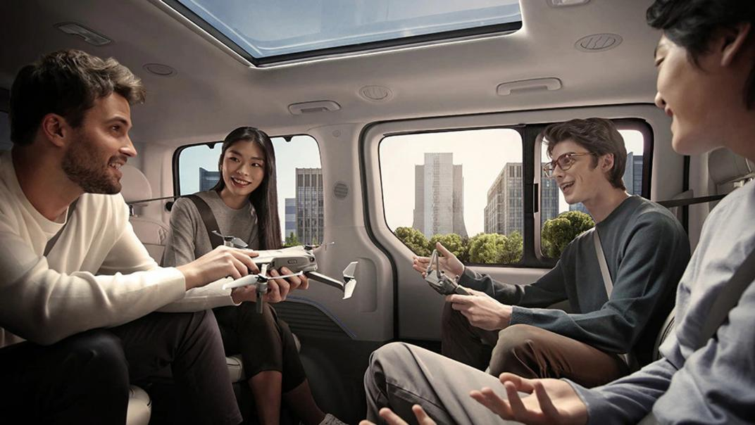 2021 Hyundai Staria Interior 005