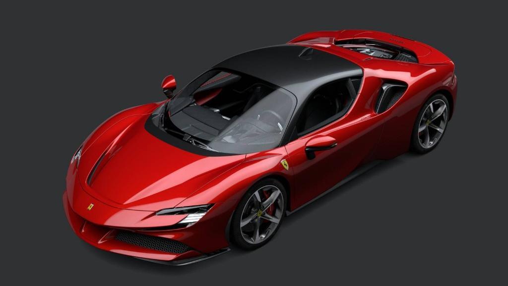 Ferrari SF90 Stradale 2019 Exterior 007