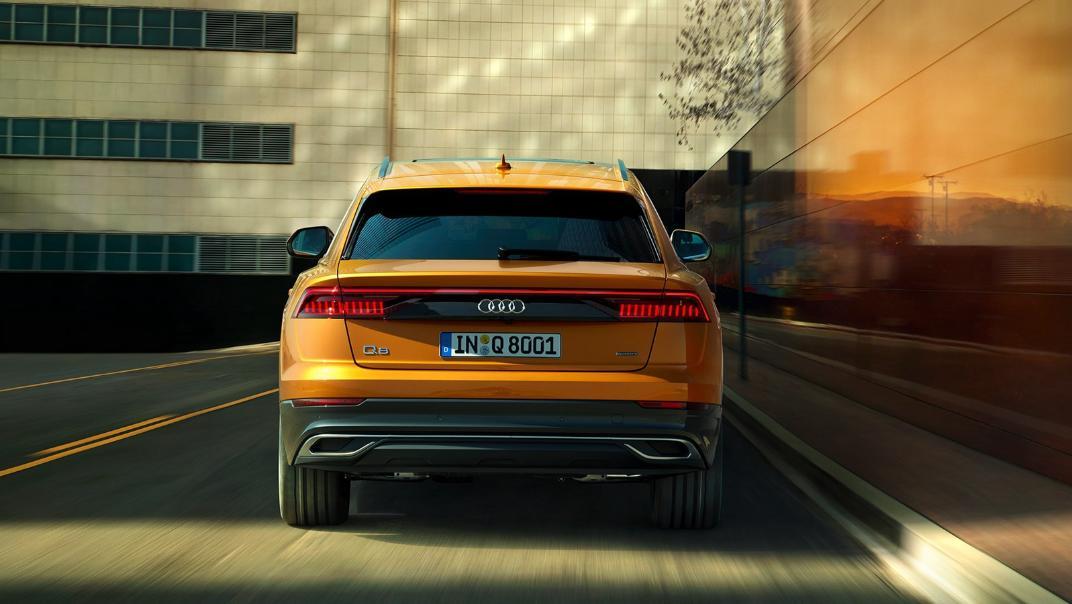 Audi Q8 2019 Exterior 016