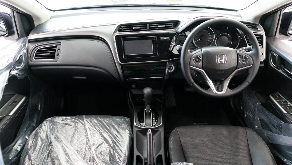 Honda City 2019 Interior 001