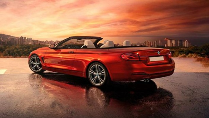 BMW 4 Series Convertible 2019 Exterior 004