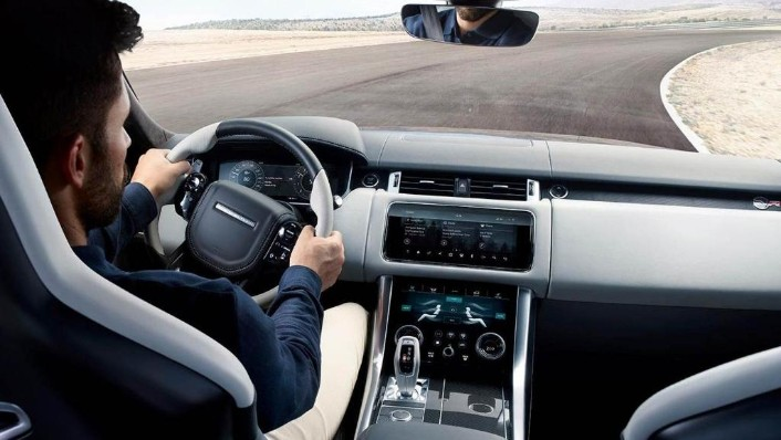 Land Rover Range Rover Sport 2019 Interior 009