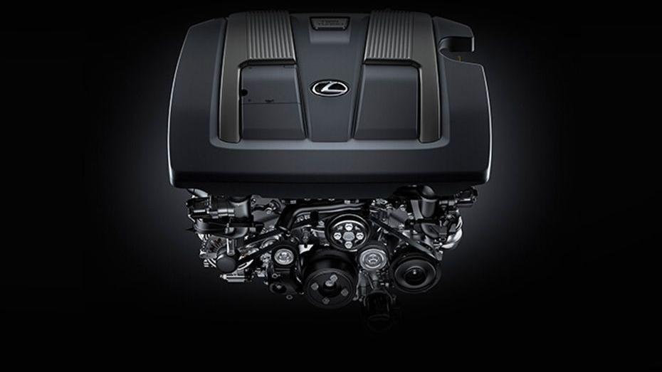 Lexus LS 2019 Interior 015