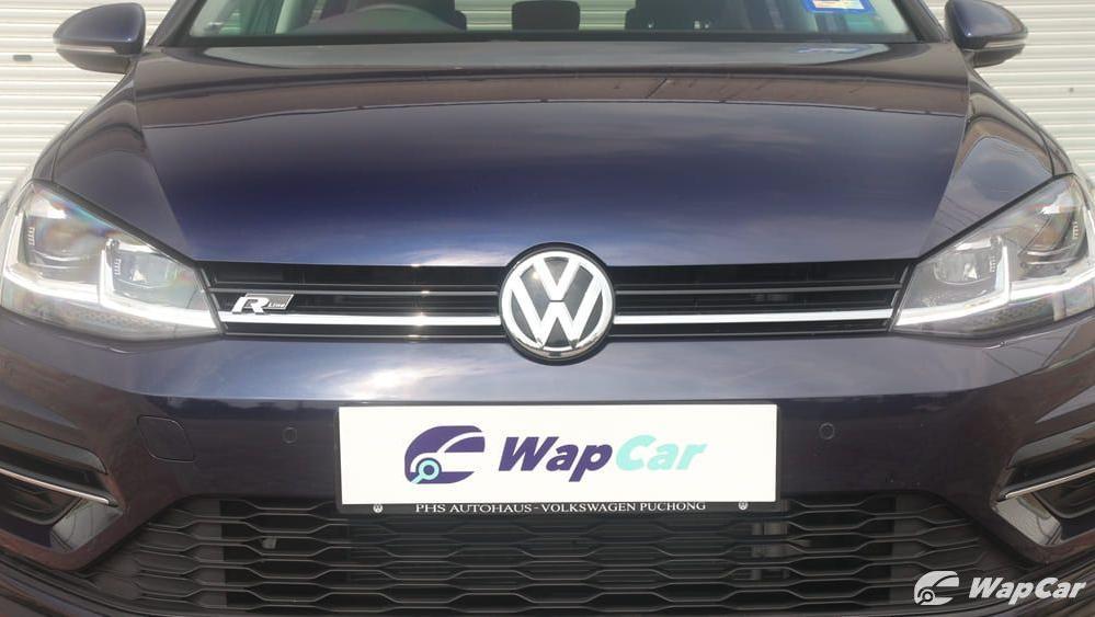 Volkswagen Golf 2019 Exterior 010