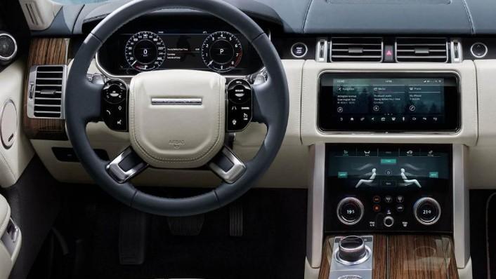 Land Rover Range Rover 2019 Interior 002