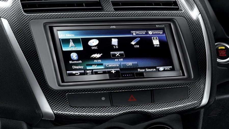 Mitsubishi Outlander Sport 2019 Interior 006