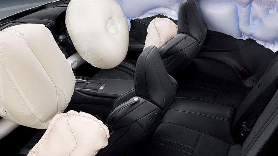 Lexus LC 2019 Interior 010