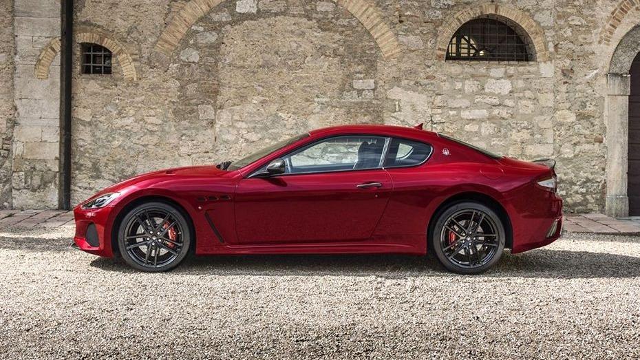 Maserati Granturismo 2019 Exterior 007