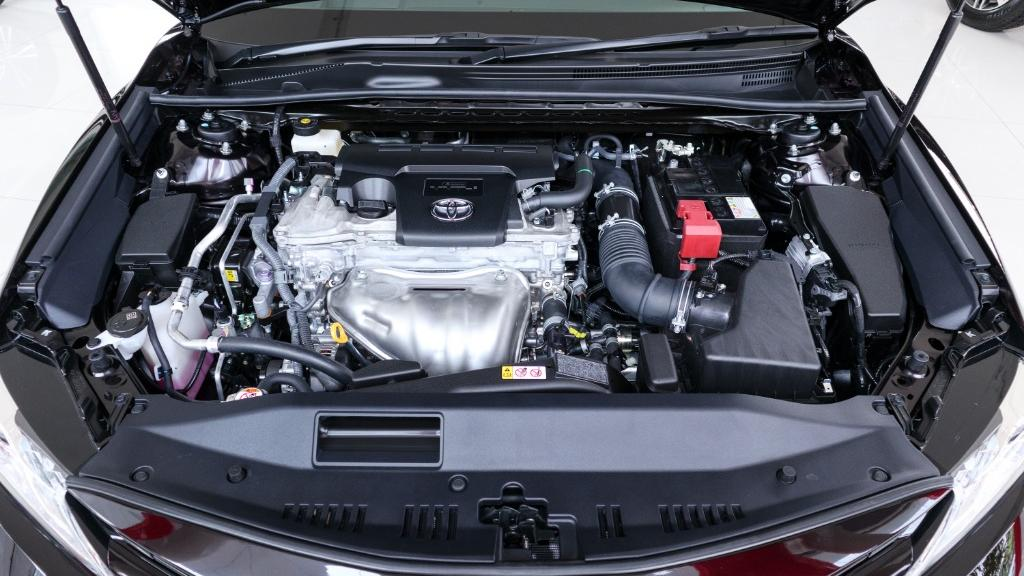 Toyota Camry 2019 Others 001