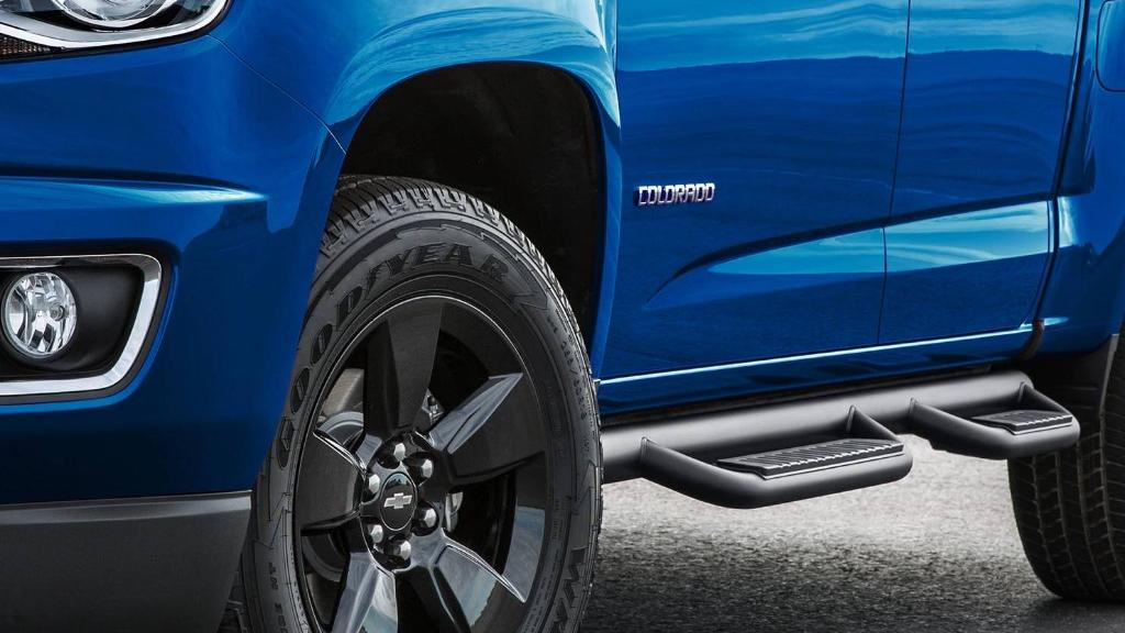 Chevrolet Colorado 2019 Exterior 016