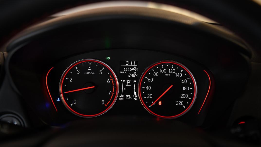 2021 Honda City Hatchback International Version Interior 002