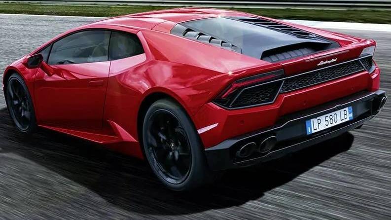 Lamborghini Huracan 2019 Exterior 039