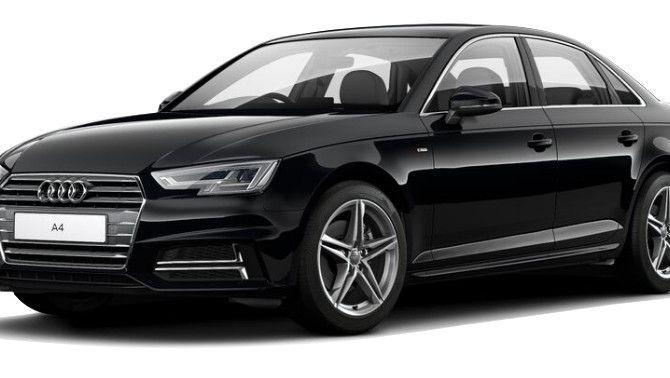 Audi A4 2019 Others 004