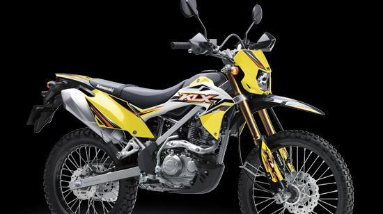 Kawasaki KLX 150 01