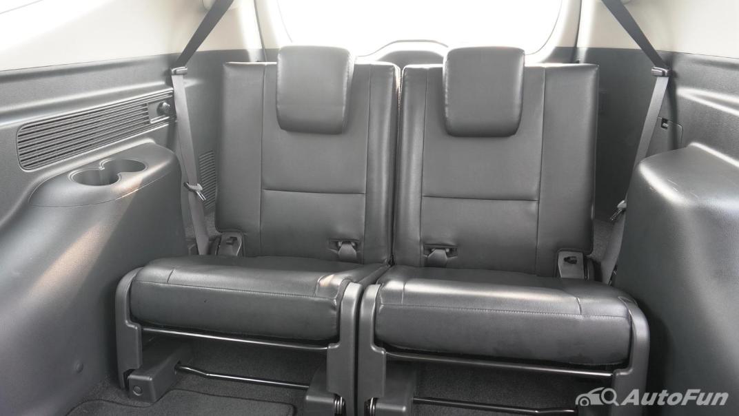 2021 Mitsubishi Pajero Sport Dakar Ultimate 4x4 AT Interior 033