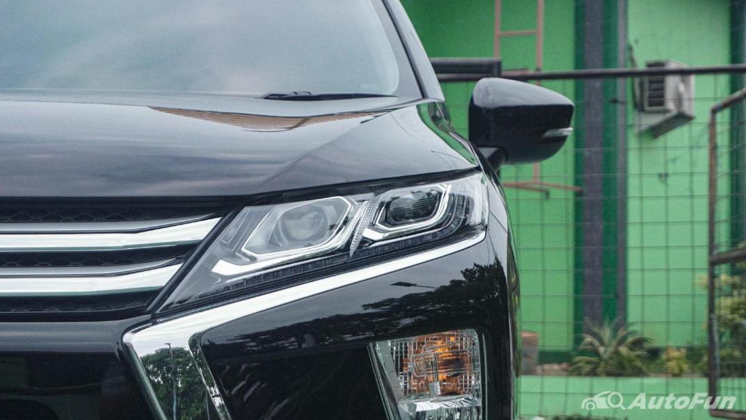 Mitsubishi Eclipse Cross 1.5L Exterior 015