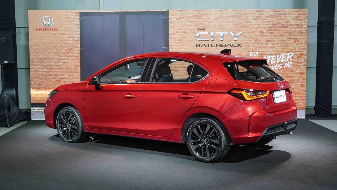 2021 Honda City Hatchback International Version Exterior 081