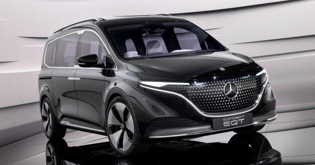 Mercedes-Benz Hadirkan Varian Elektrifikasi EQT Concept pada Keluarga T-Class Terbaru 02