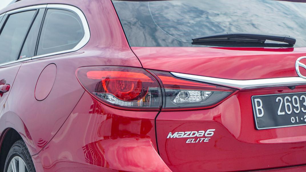Mazda 6 Elite Estate Exterior 020
