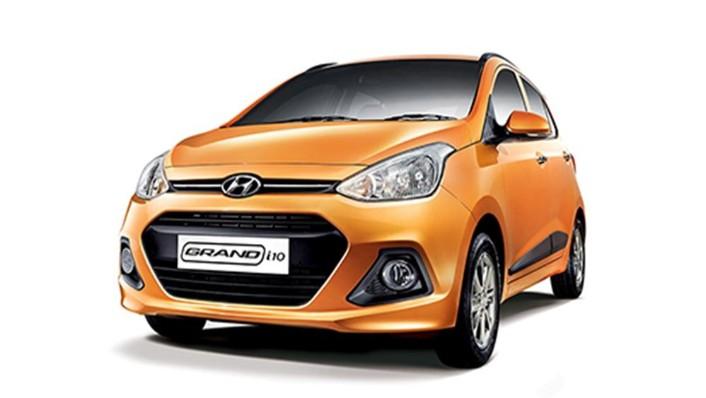 Hyundai Grand i10 2019 Exterior 001