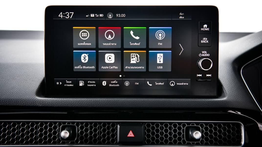 2022 Honda Civic Upcoming Version Interior 061