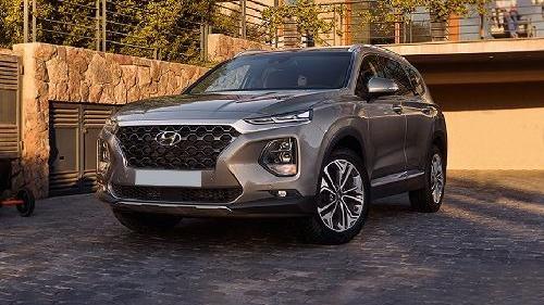 Hyundai Santa Fe 2019 Exterior 001
