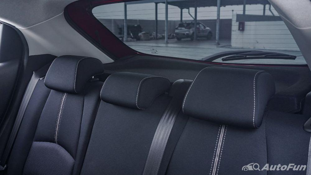 Mazda 2 GT AT Interior 070