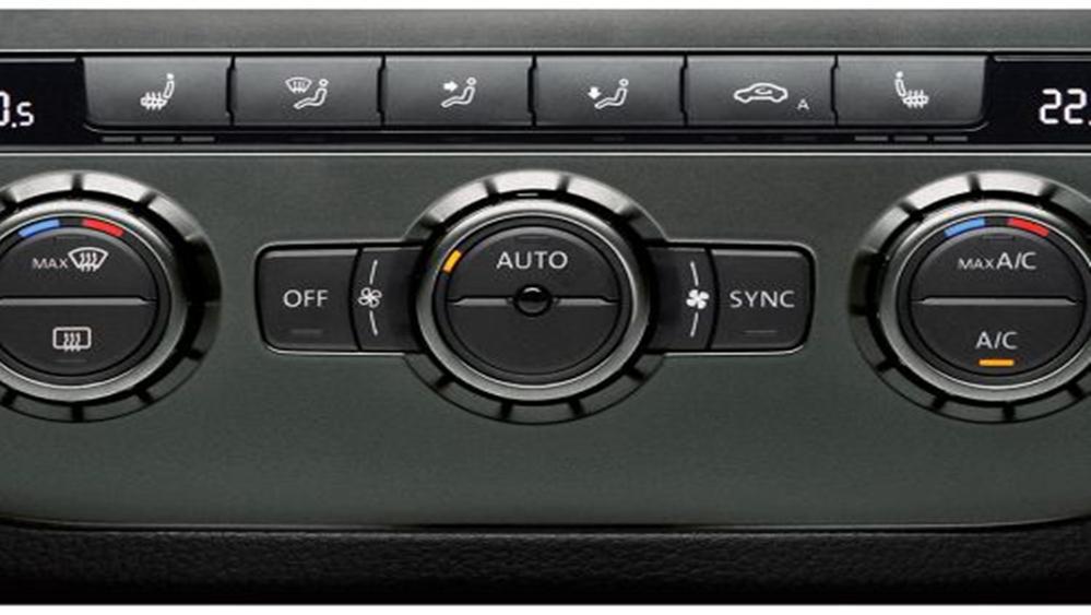 Volkswagen Scirocco 2019 Interior 007