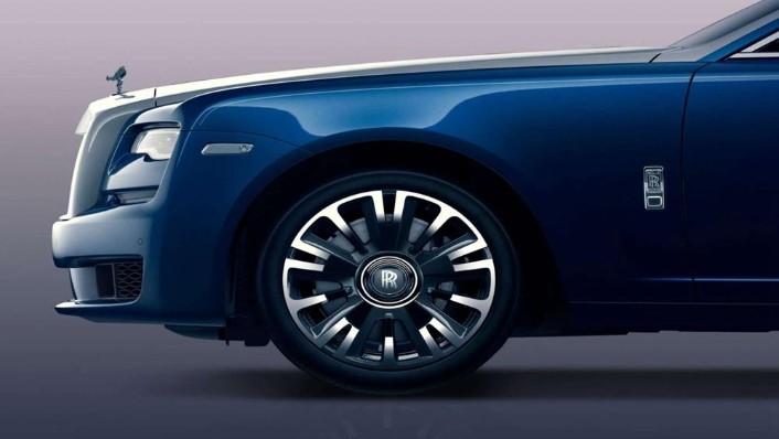 Rolls Royce Ghost 2019 Exterior 009