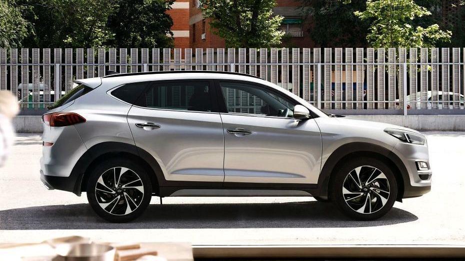Hyundai Tucson 2019 Exterior 004