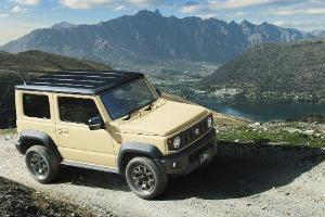 Fitur Keselamatan Suzuki Jimny Terbaru