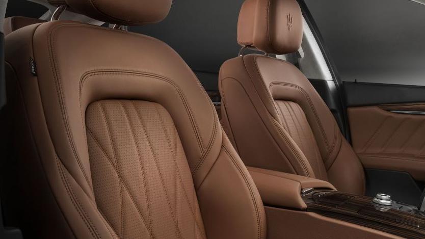 Maserati Quattroporte 2019 Interior 012
