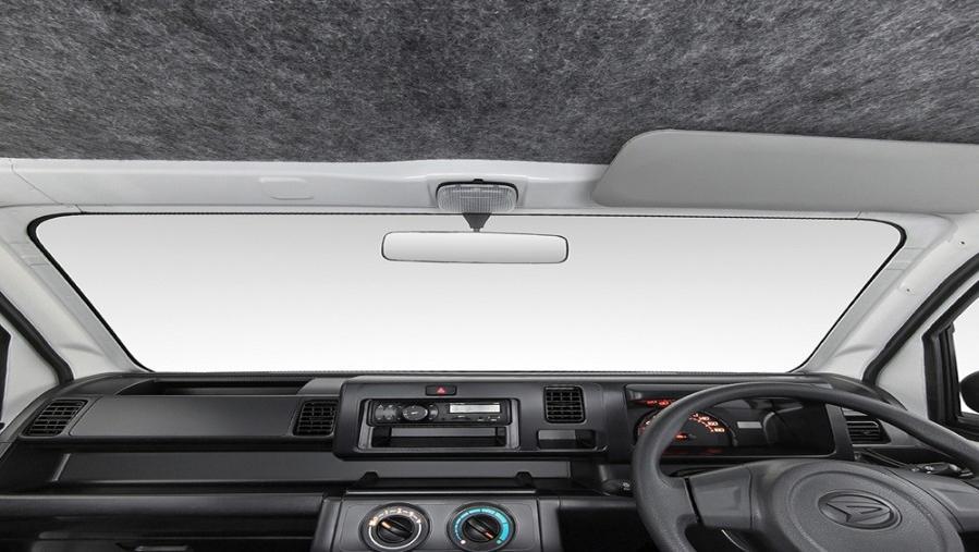 Daihatsu Hi Max 2019 Interior 002