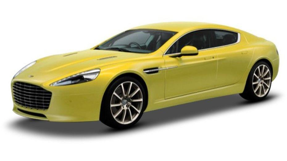 Aston Martin Rapide S 2019 Others 006
