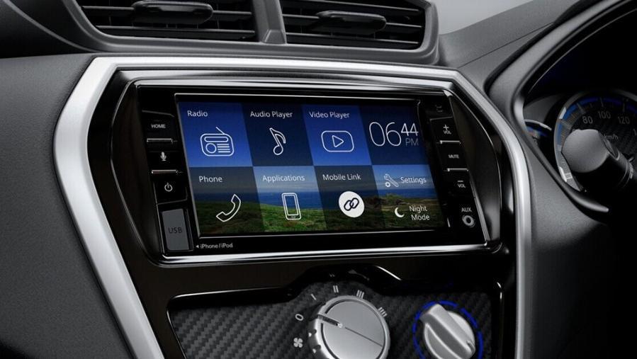 Datsun GO 2019 Interior 004