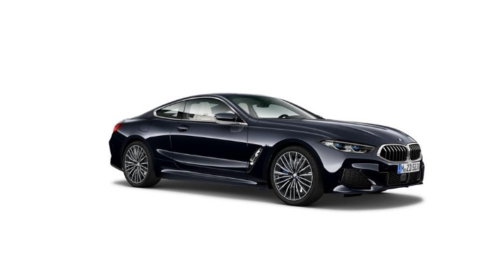 BMW 8 Series Coupe 2019 Exterior 009