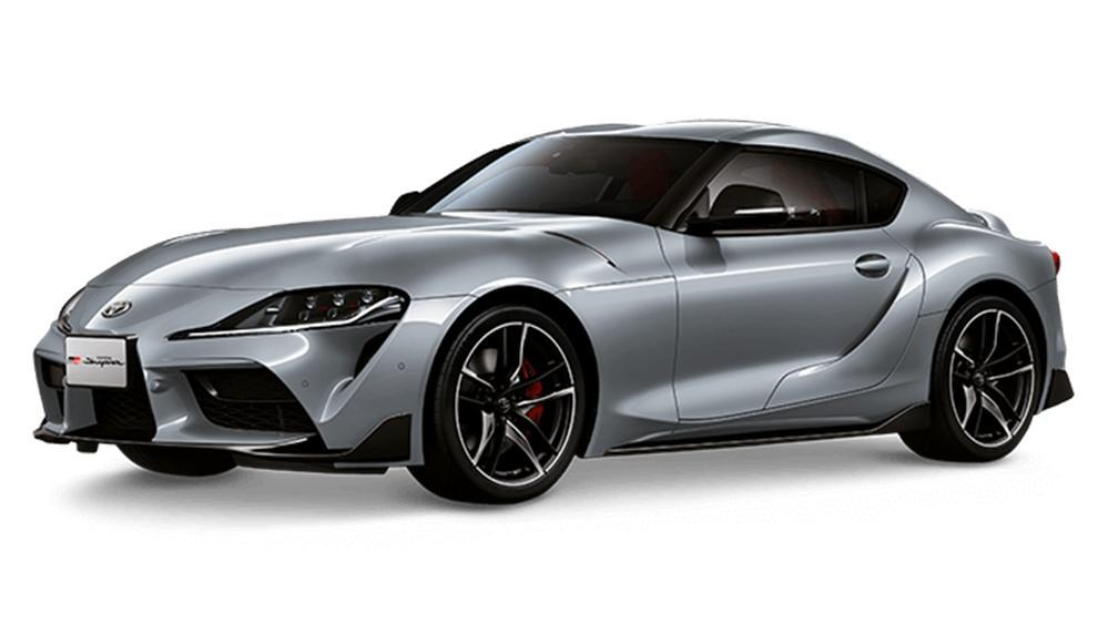 Toyota Supra 2019 Others 002
