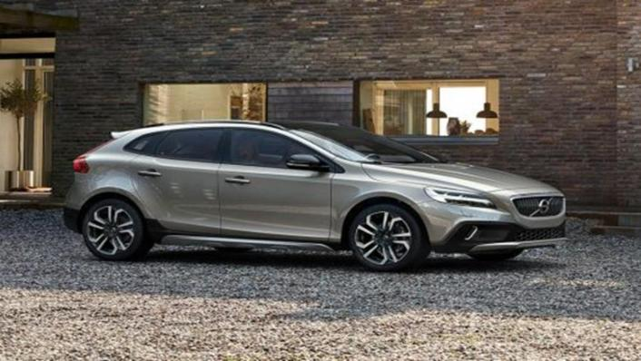Volvo V40 Cross Country 2019 Exterior 002