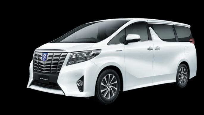 Toyota Alphard 2019 Exterior 001