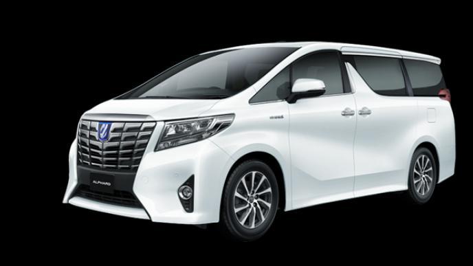 Overview Mobil: Mobil Toyota Alphard 3.5 Q A/T dibanderol dengan harga mulai dari Rp1,952,150 - 1,041,250 02