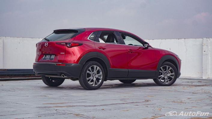 Mazda CX 30 GT Exterior 010