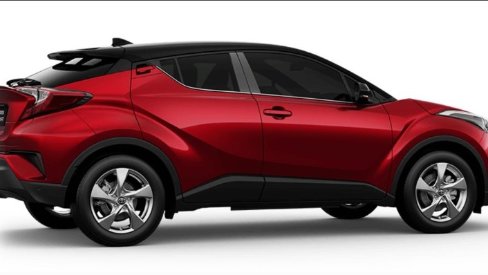 Toyota CHR 2019 Exterior 008