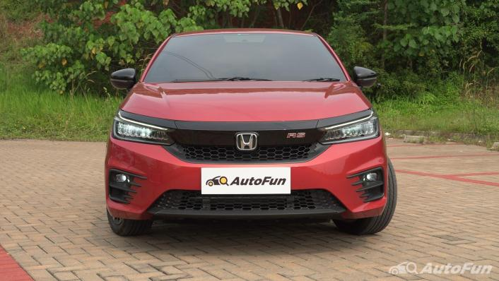 2021 Honda City Hatchback RS 1.5 CVT Exterior 001